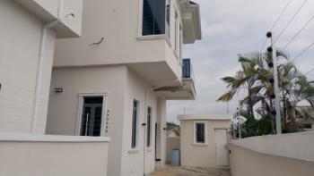 4 Bedroom Standalone Duplex with a Bq, Lekki Phase 2, Lekki, Lagos, Detached Duplex for Sale