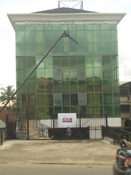 Spaces in a Newly Built 2-storey Building, 9b, Fagbwesa Street., Osogbo, Osun, Office Space for Rent