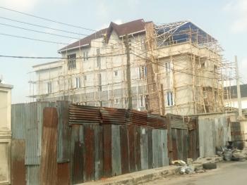an New Executive 2bedroom Flat, Alagomeji, Yaba, Lagos, Flat for Rent