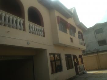 Four (4) Bedroom Wing of Duplex, Crystal Estate, Amuwo Odofin, Isolo, Lagos, House for Rent