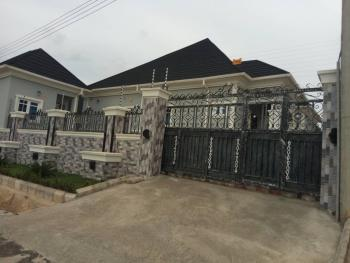 Spacious Detached 4 Bedrooms Bungalow with Two Rooms Bq,, Gwarinpa Estate, Gwarinpa, Abuja, Detached Bungalow for Sale