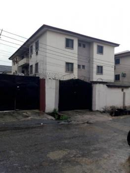 2 Story Building with 6 Nos of 3 Bedroom Flat, Anthony Village, Maryland, Lagos, Block of Flats for Sale