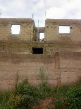 Uncompleted Building, One Day Road, Gariki, Enugu, Enugu, House for Sale