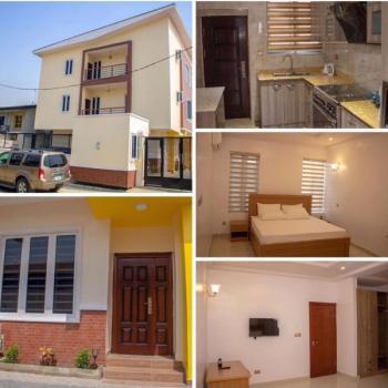 4 Bedroom Terraced Duplex, Adeniyi Jones, Ikeja, Lagos, Terraced Duplex for Sale