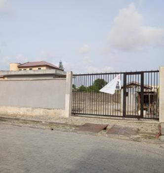 2000sqm Waterfront Land Plot with Detached House (governors Consent), Admiralty Road, Lekki Phase 1, Lekki, Lagos, Mixed-use Land for Sale