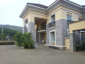Fully Furnished 7 Bedrooms Detached Duplex with 1 Bedroom Guests Chalets and Swimming Pool, Extension, Maitama District, Abuja, Detached Duplex for Sale