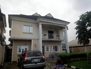 Executive Luxury Detached 5 Bedroom Duplex, Off Peter Odili Road, Trans Amadi, Port Harcourt, Rivers, Detached Duplex for Sale