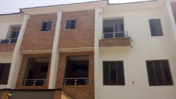 Tastefully Finished 4 Bedroom Semi-detached Duplex with a Box Room on 2 Floors with 2 Rooms Bq in Parkview, Parkview Estate, Parkview, Ikoyi, Lagos, Semi-detached Duplex for Rent