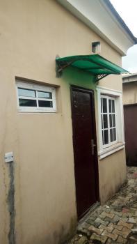 1 Room Self Contained, Bashorun Estate, Majek, Sangotedo, Ajah, Lagos, Self Contained (single Rooms) for Rent