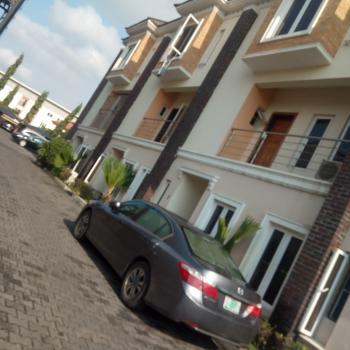 Tastefully 4 Bedroom Terrace Duplex, Osapa, Lekki, Lagos, Terraced Duplex for Rent
