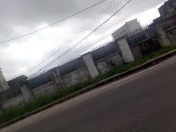 Fully Fenced and Strategically Located 4 Plots of Land, Peter Odili Road, Trans Amadi, Port Harcourt, Rivers, Commercial Land for Rent