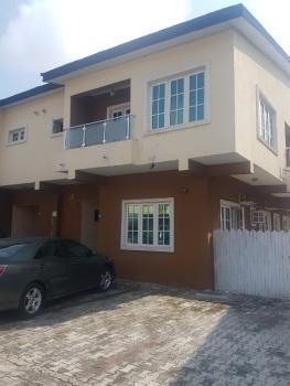Newly Renovated 4 Bedroom Semi Detached House with Bq, Lekki Gardens Estate, Ajah, Lagos, Semi-detached Duplex for Sale
