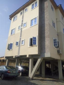 Serviced 12hrs Big Studio Flat Upstairs, Igbo Efon, Lekki, Lagos, Self Contained (single Rooms) for Rent