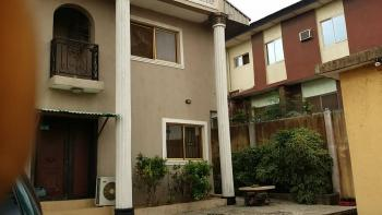 Standard 5 Bedroom Duplex with a Bq on a Full Plot of Land, Morgan Estate, Ojodu, Lagos, Detached Duplex for Sale