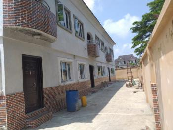 Generously Spacious Brand  New 3 Bedroom Terraced Duplex with a Room Bq, 2 Mins Drive From Abraham Adesayan Round About, Ajah, Lagos, Terraced Duplex for Rent