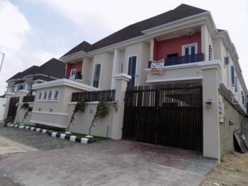 Tastefully Finished 4 Bedroom Semi Detached with Bq , Very Prime for Multipurpose Either Commercial Or Residential, Chevron Drive, Chevy View Estate, Lekki, Lagos, Semi-detached Duplex for Sale