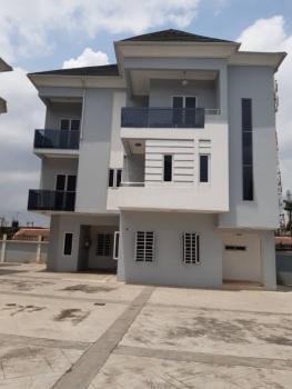 Newly Built Five Bedroom Terraced Duplex, Adeniyi Jones, Ikeja, Lagos, Terraced Duplex for Sale