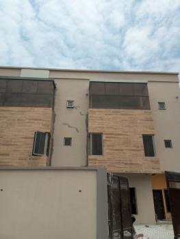 Newly Built Serviced 4bedroom Terraces with a Large Bq, Ikota Villa Estate, Lekki, Lagos, Flat for Rent
