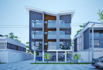 Very Luxury and Superb Finished 2 Bedroom Flat at Bridge Gate Estate Agungi Lekki, Agungi, Lekki, Lagos, House for Sale