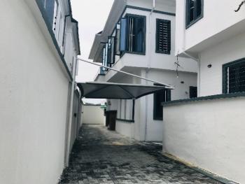 Serviced Five Bedroom Detached House with Bq, Lafiaji, Lekki, Lagos, Detached Duplex for Rent