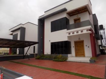 Tastefully Finished Fully Detached 4 Bedroom Duplex with Bq ,very Massive Parking Space for 8 Cars, Lekki County, Ikota Villa Estate, Lekki, Lagos, Detached Duplex for Rent