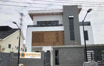 Waterfront Newly Built Luxury 5 Bedroom Detached Duplex with 2bq, Lekki Phase 1, Lekki, Lagos, Detached Duplex for Sale