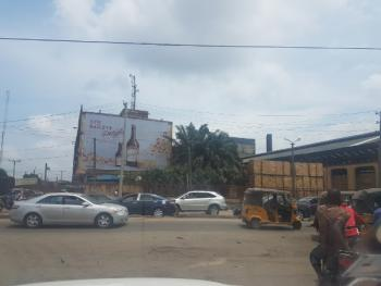 an Industrial Structure Having Office Complex, Silos, Warehouse Etc, Along Oba Akran Avenue, Ikeja, Lagos, Factory for Sale
