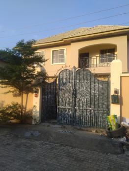 a Very Lovely 4 Bedroom 1 Bq House, Westend Estate, Ikota Villa Estate, Lekki, Lagos, Detached Duplex for Rent