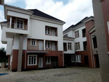 Brand New  Luxurious Serviced 4 Bedroom Duplex with a Bq, Wuse 2, Abuja, House for Rent