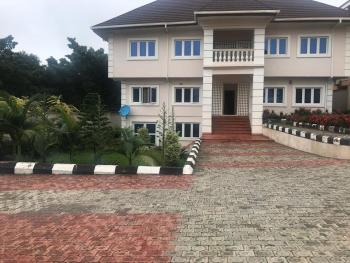 Ambassadorial 5 Bedrooms Detached Duplex with 2 Bedrooms Guest Chalets and 2 Rooms Bq, Off Ibb Buleavard, Maitama District, Abuja, Detached Duplex for Rent