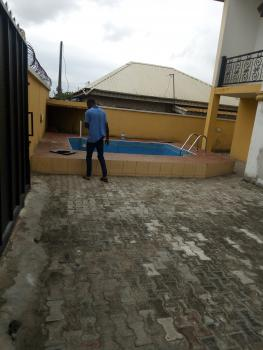 All Rooms Ensuite 4 Bedroom Duplex with Bq with Swimming Pool, Olokonla, Ajah, Lagos, Detached Duplex for Rent