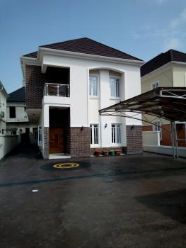 5 Bedroom Detached Duplex(all Ensuite) with Fitted Kitchen, Family Lounge, Bullet Proof Door, Jacuzzi, Study Room and a Bq, Ikota Villa Estate, Lekki, Lagos, Detached Duplex for Sale