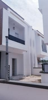 Brand New 4 Bedroom Semi Detached with Bq, After Chevron Toll Gate Close to Ikota County Homes, Lekki, Lagos, Semi-detached Duplex for Sale