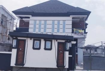Brand New 4 Bedroom Semi Detached Duplex with Bq, After Chevron Toll Gate Close to Ikota County Homes, Lekki, Lagos, Semi-detached Duplex for Sale