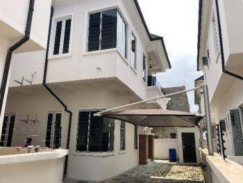 Brand New Detached 5 Bedroom Duplex with a Room Bq, Chevy View Estate, Lekki, Lagos, Detached Duplex for Rent