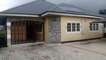 Luxury 4 Bedroom Bungalow with Constant Power with C of O, Gbalaja, Woji, Port Harcourt, Rivers, Detached Bungalow for Sale