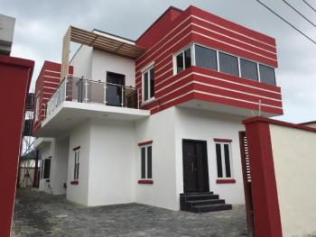 Newly Built 4 Bedroom Detached Duplex with a Bq Sitting on 310sqm Land., Ologolo, Lekki, Lagos, Detached Duplex for Sale