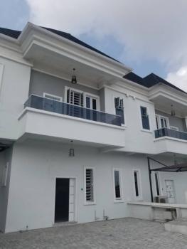 4 Bedroom Semi Detached Duplex, Chevron Drive, Lekki, Lagos, Semi-detached Duplex for Rent