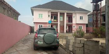 2 Bedroom Newly Built Apartment, No 17 Green Land Estate Ogombo Off Abraham Adesanya Estate Ajah, Ajah, Lagos, House for Rent