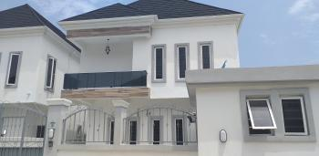 Top Notch 4bedrooms Fully Detached Duplex with Bq, Off Chevron Toll Gate, Lafiaji, Lekki, Lagos, Detached Duplex for Rent
