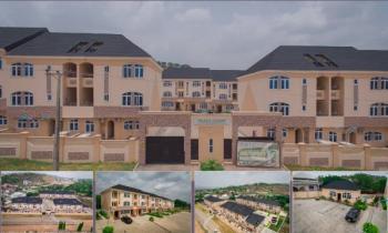 4 Bedroom Terraced, Life Camp, Jabi, Abuja, Terraced Duplex for Sale