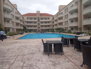 Lovely and Well Maintained Luxury 3 Bedrooms Serviced Apartment with a Room Bq, Fitted Kitchen, Swimming Pool, Etc., Banana Island Road, Mojisola Onikoyi Estate, Ikoyi, Lagos, Flat for Rent