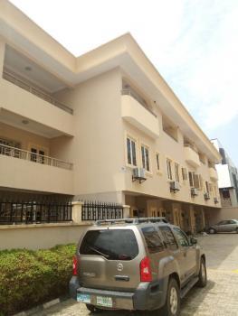 Serviced 3 Bedroom Terraced Duplex with One Room Bq in a Serene Neighborhood, Oniru, Victoria Island Extension, Victoria Island (vi), Lagos, Terraced Duplex for Rent