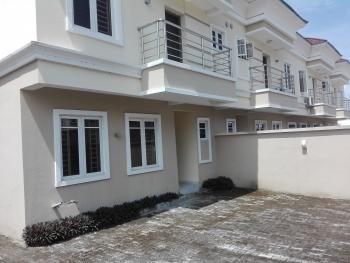 Lovely Brand New 4 Bedroom Duplex with Bq, Behind Mega Chicken, Ikota Villa Estate, Lekki, Lagos, Terraced Duplex for Rent