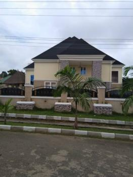 Massive Luxury 7 Bedroom Duplex with 2 Living Rooms,  Bqs & Ample Parking Lots, in a Serene Environment. Title: Fha., Gwarinpa, Abuja, Detached Duplex for Sale