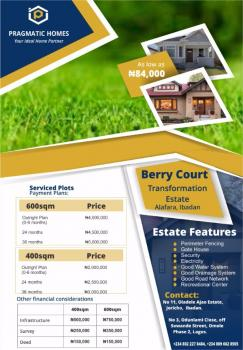 Berry Court Transformational Estate Land, Ibadan, Oyo, Residential Land for Sale