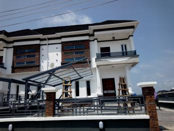 4 Bedroom Semi Detached Duplex (all Ensuite) with a Room Boys Quarter, Ikota Villa Estate, Lekki, Lagos, Semi-detached Duplex for Sale