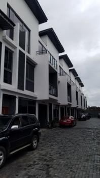 Fully Serviced 5 Bedroom Town House with Bq, Off Admiralty Way, Lekki Phase 1, Lekki, Lagos, Terraced Duplex for Rent