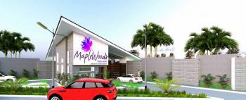 Lagos Smart City; Mapple Woods Estate,100% Dry Land for Sale with More Than 80% Return on Investment. Free From Gov. Acquisition, After The La Campaign Tropicana Beach Resort,igbogun Town, Folu Ise, Ibeju Lekki, Lagos, Residential Land for Sale