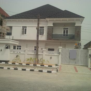 Brand New and Exquisitely Finished Duplex with Bq, Chevy View Estate, Lekki, Lagos, Detached Duplex for Rent